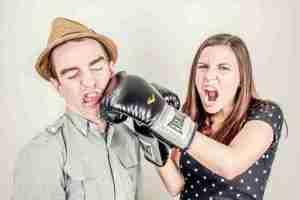 Los motivos de un conflicto de pareja