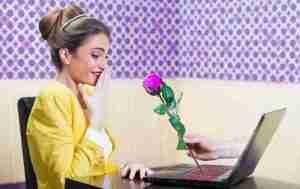 Buscar pareja por Internet: ventajas e inconvenientes