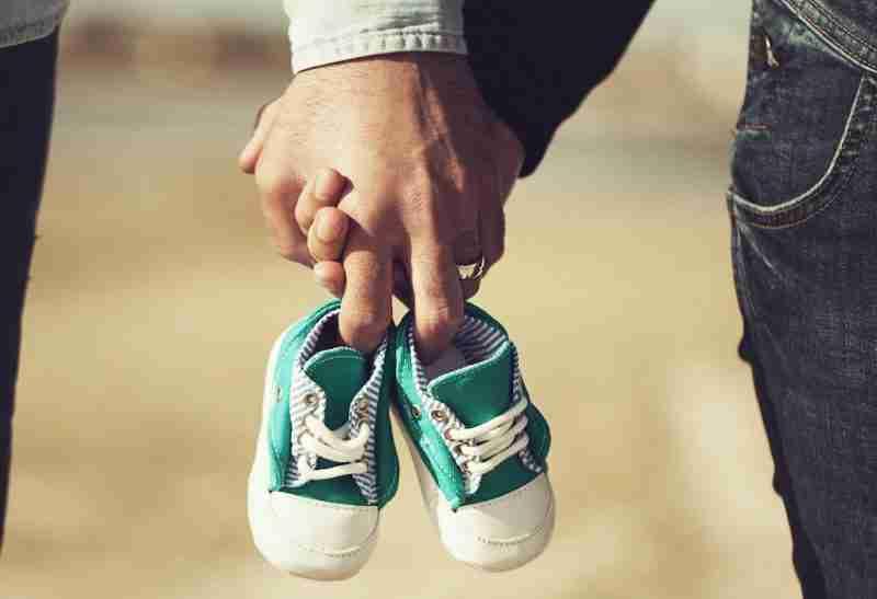 parejas que no pueden tener hijos