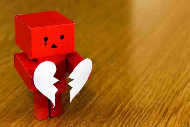 Cómo decirle a tu pareja que quieres romper