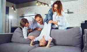 Cómo debo tratar a los hijos de mi pareja