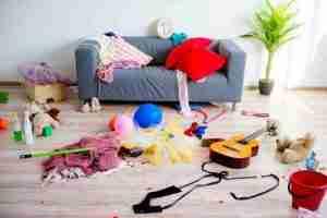 Qué efectos tiene el desorden en tu vida